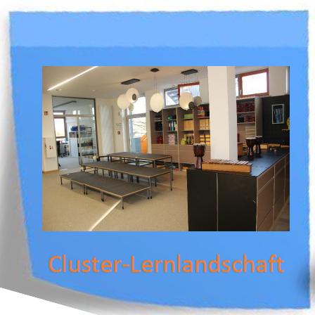 Cluster-Lernlandschaft